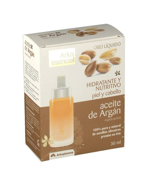 Aceite De Argán Arkoesencial 30 ml