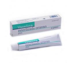 VASELINA ESTERILIZADA ORRAVAN (POMADA 32 G )