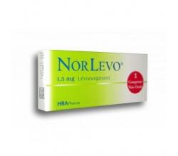 NORLEVO DIFARMED (1.5 MG 1 COMPRIMIDO )