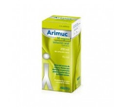 ARIMUC (50 MG/ML SOLUCION ORAL 200 ML )