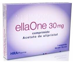 ELLAONE (30 MG 1 COMPRIMIDO )