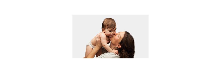 Bebés y mamás